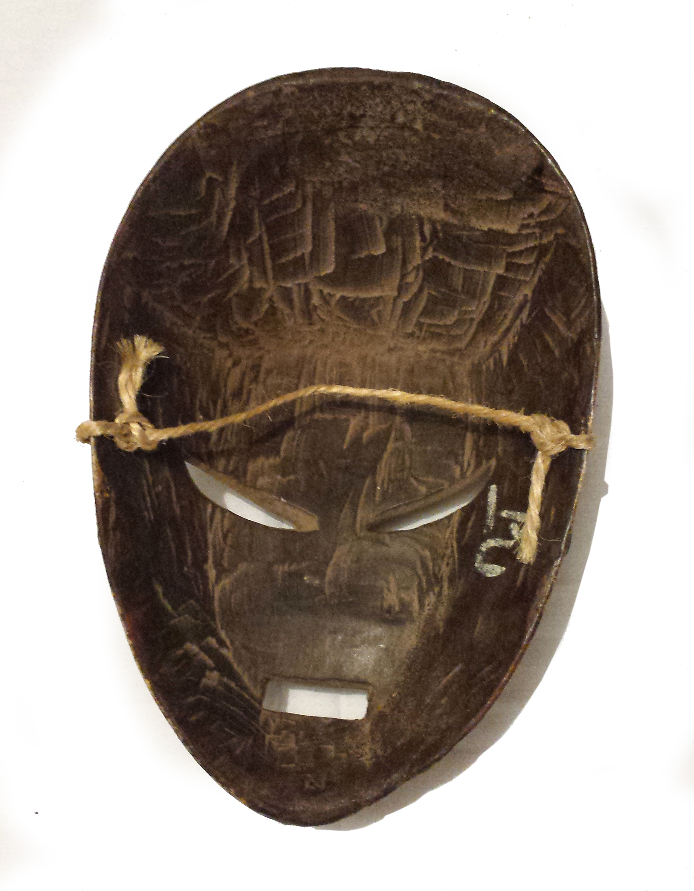 dan mask african mask tribal mask from ivory coast